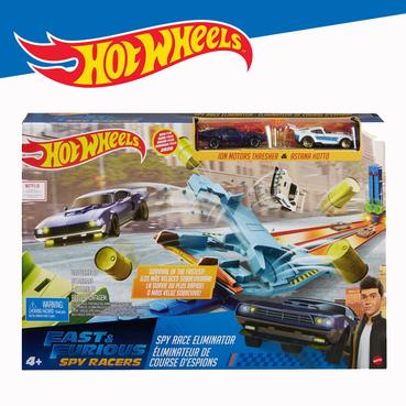 Hot Wheels Spy Race Eliminator