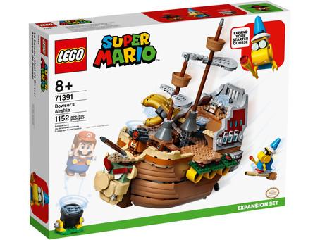 LEGO Bowser Airship