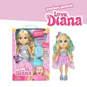 Love Diana Mash-Ups