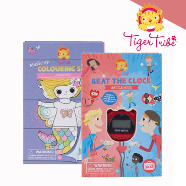 Tiger Tribe Activity Sets
