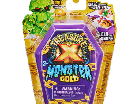 Treasure X Monster Gold