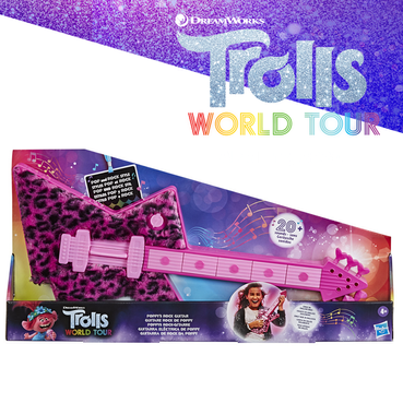 Trolls World Tour Poppy's Rock Guitar