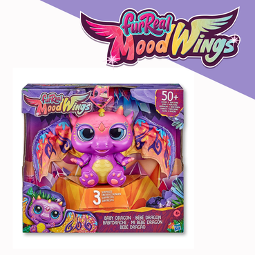 FurReal Moodwings