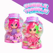 Bubble Trouble Shimmer Dolls