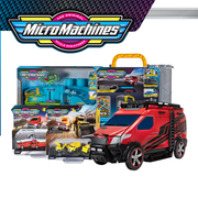 Micro Machines Super Van City