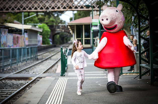 Peppa Pig Playdate Returns To Melbourne Sydney