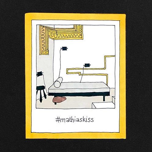 Instapolaroid Drawing | Mathias Kiss #01