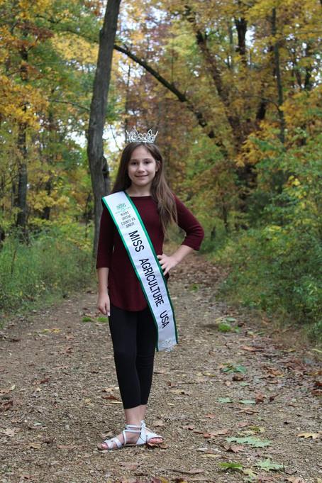 Meet Abigail Yenchik, 2021 Greene County PA Junior Miss Agriculture USA