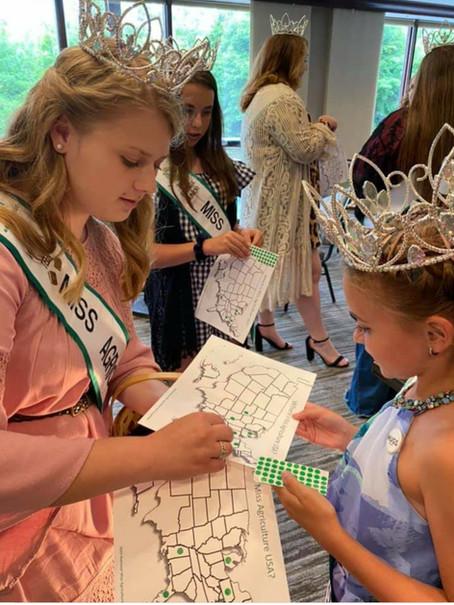 Meet Emma Rotzler, 2021 Virginia Teen Miss Agriculture USA