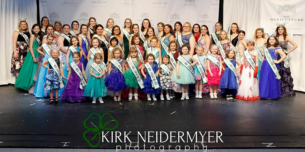 2020 Pennsylvania Miss Agriculture USA Competition