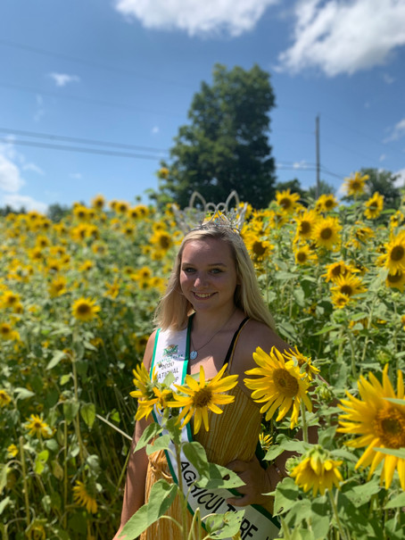 Meet Amber Paquette, 2020 National Runner-Up Miss Agriculture USA