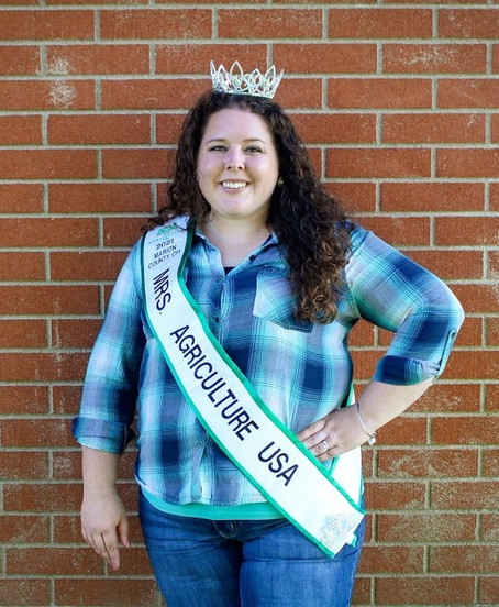 Meet Whitney Williams, 2021 Marion County OH Mrs Agriculture USA, Whitney Williams
