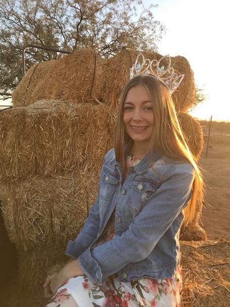 Meet Brianna Byrnes, 2021 Nevada Teen Miss Agriculture USA!
