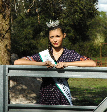 Meet Jaed Jones, 2021 Sarasota County FL Teen Miss Agriculture USA!