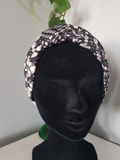 Bandeau en tissu avec élastique