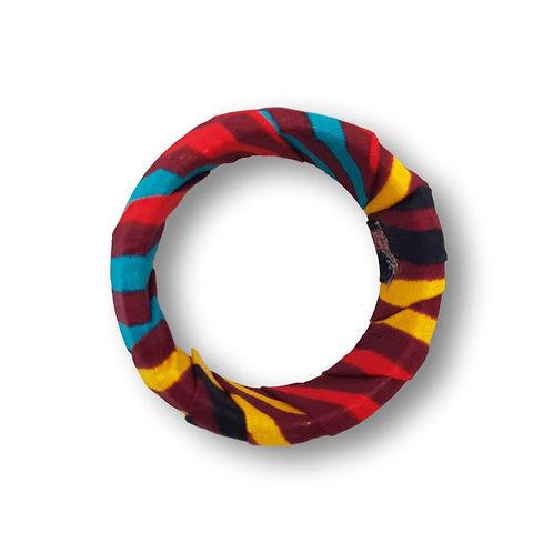 Bracelet tissu Wax