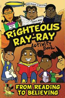 Righteous Ray-Ray Activity Book