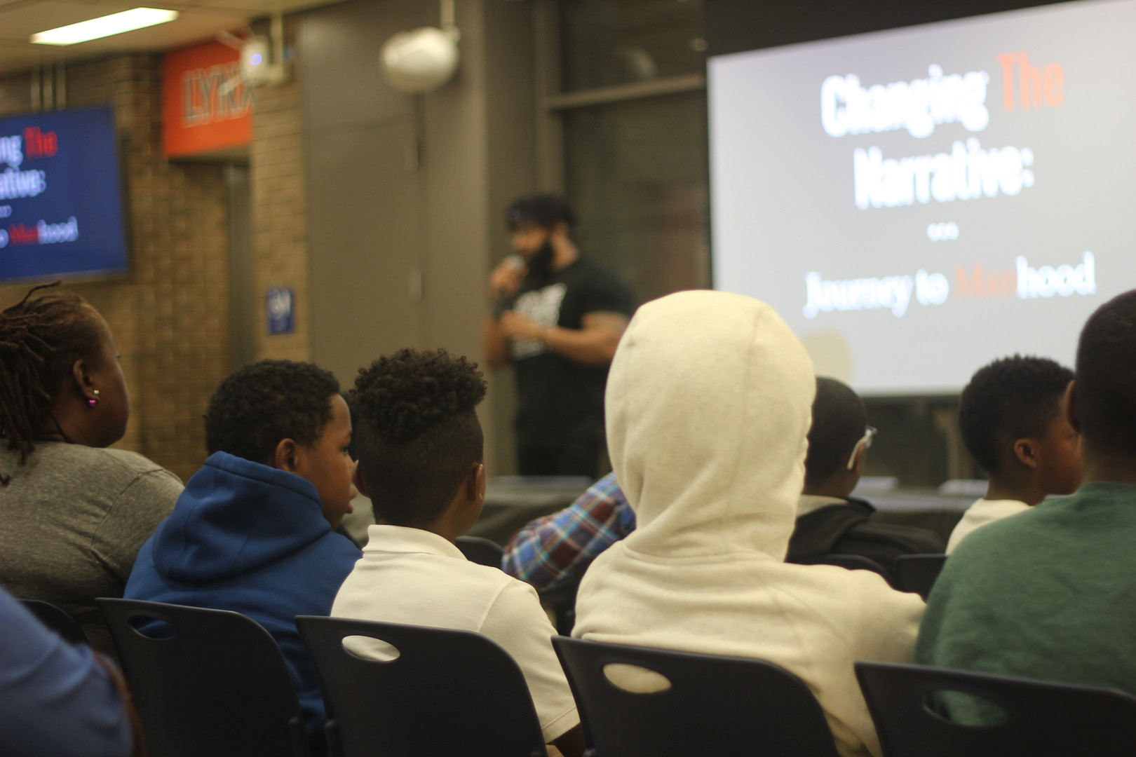 Remixing the Narrative: Journey to Manhood