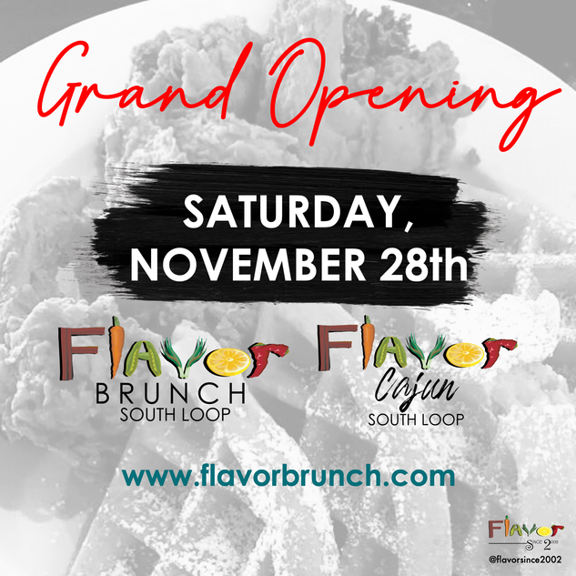 Flavor Brunch South Loop & Flavor Cajun South Loop