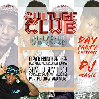 Culture Club #FlavorCultureClub
