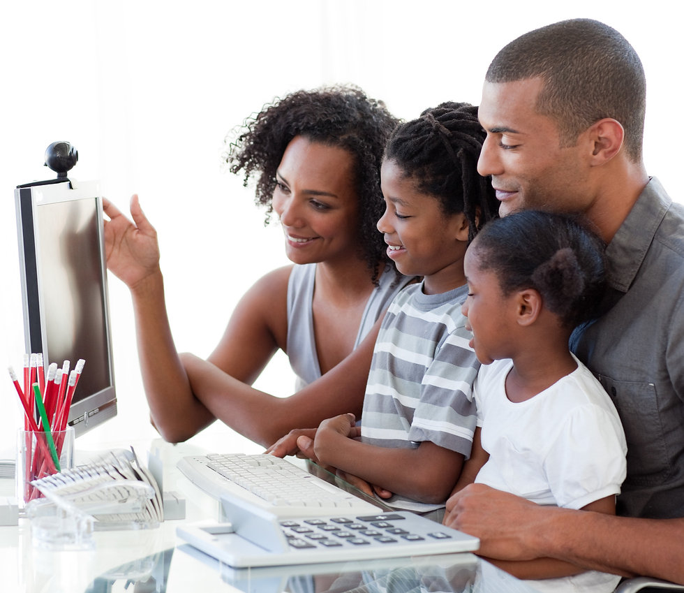 Black Parents Reading