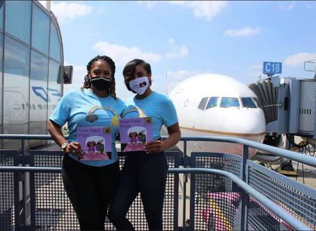 Making Black History: Violet Takes Flight