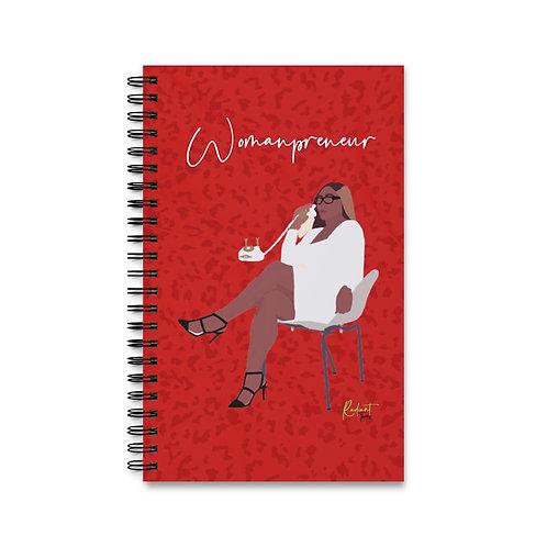 Womanpreneur Spiral Journal