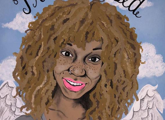 In Loving Memory Portrait
