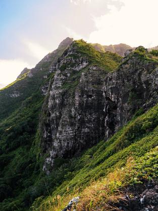 crouching tiger hike // oahu