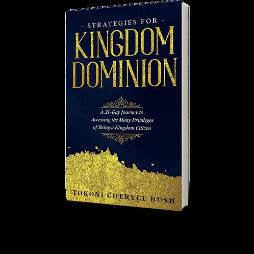 Strategies for Kingdom Dominion Book