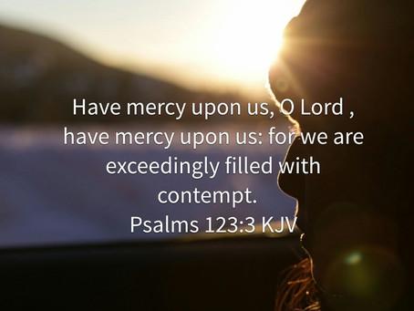 Psalm 123:3
