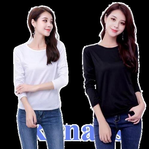 Womens T-Shirts Long Sleeve
