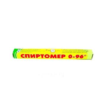 Спиртометр побутовий 0-96*