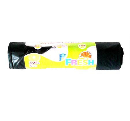 """Пакети для сміття """"Fresh"""" (5шт)"""