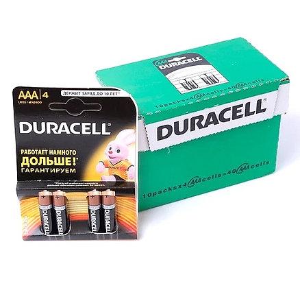 Батарейка Duracell R3 міні пальчик ААА