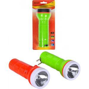 Ліхтарик LED 156 ( зарядка від розетки )