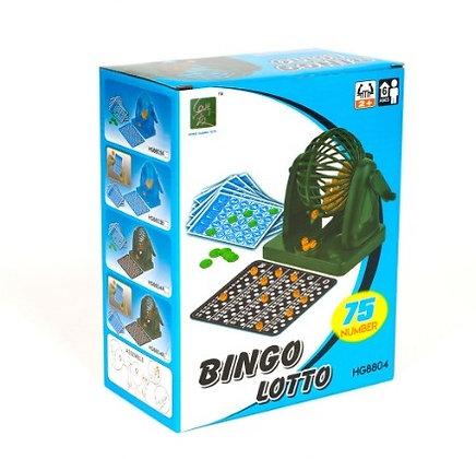 Настільна гра HG8804B Bingo