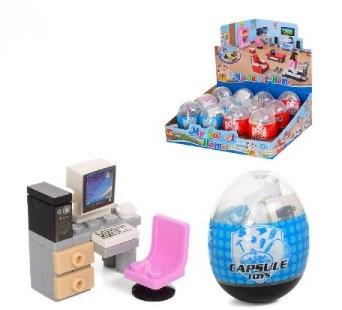 Конструктор HL2003 в яйці Сapsule Toys