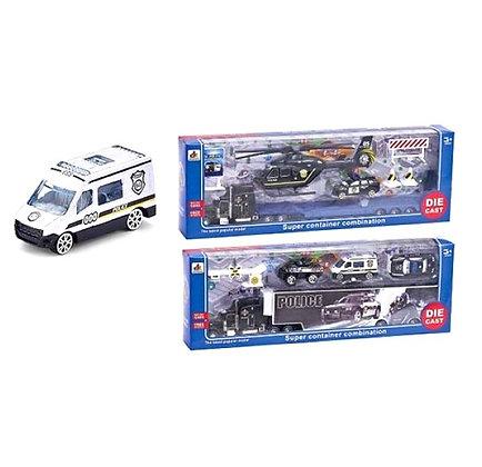 Трейлер DS855 Поліція