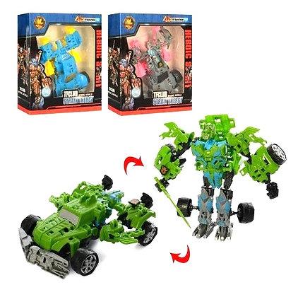 Трансформер 168-107ABC робот+машинка