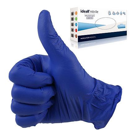 """Рукавиці нітрилові """"Super Qloves"""" сині XL"""