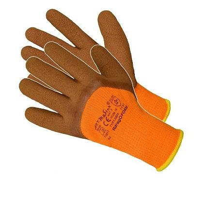 Рукавиці робочі RDrag Orange Foam