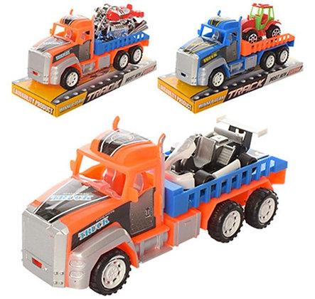 Трейлер 922-1-2-3 з транспортом, інерційний