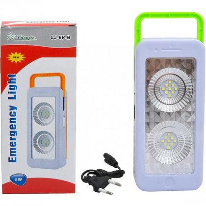 Лампа-ліхтар LED 6 P-B