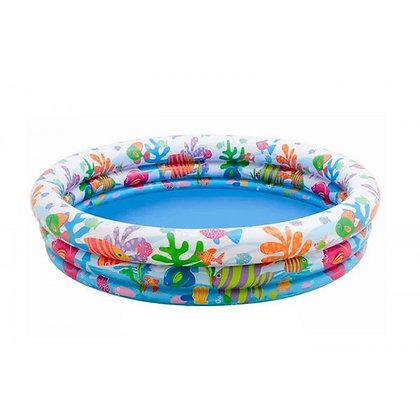 """Басейн надувний дитячий """"Морські мешканці"""" (Intex) 59431"""