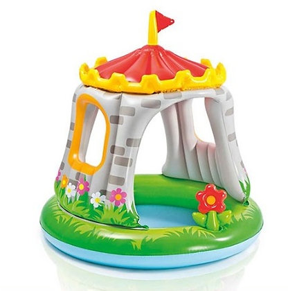 """Басейн дитячий надувний """"Королівський Замок"""" (Intex) 57122"""
