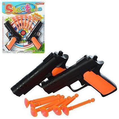 Зброя 758-60 з кулями-присосками (набір)