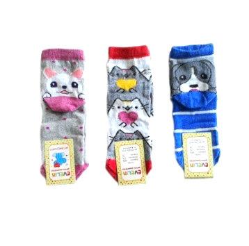 """Шкарпетки дитячі """"Евелін"""", дівчинка, 12 розмір"""