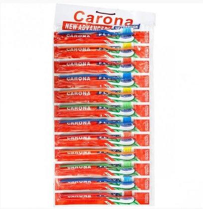 """Зубна щітка """"CARONA"""" на блістері"""
