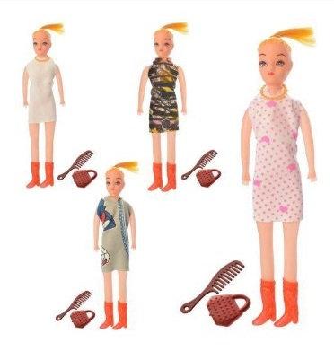 Лялька ZM01, аксесуари